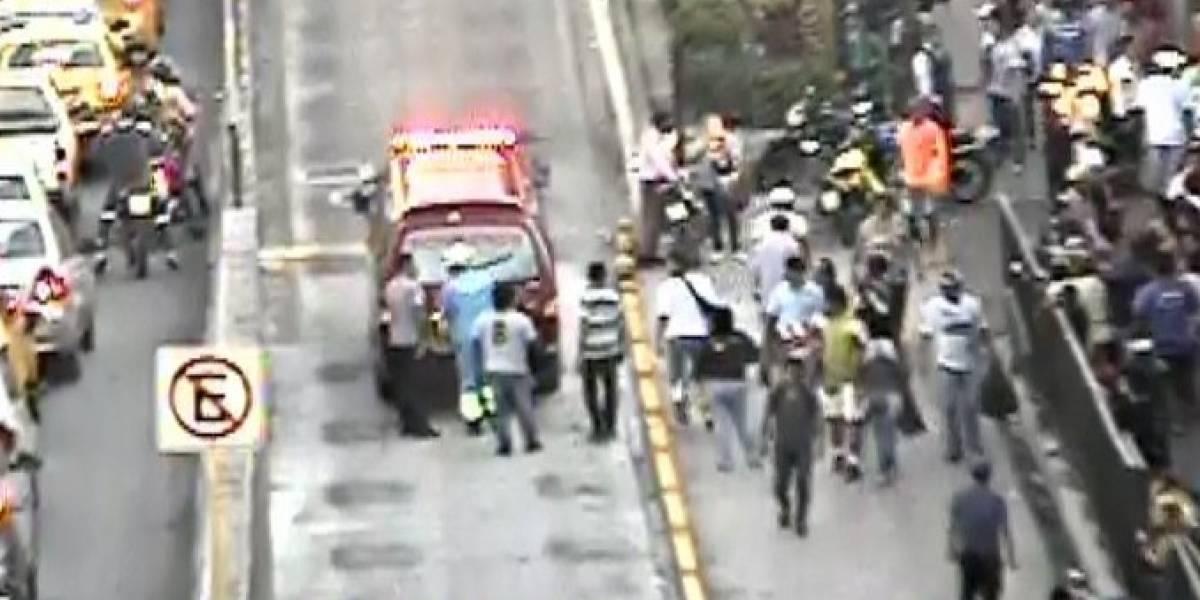 Al menos 2 heridos en balacera en la bahía de Guayaquil