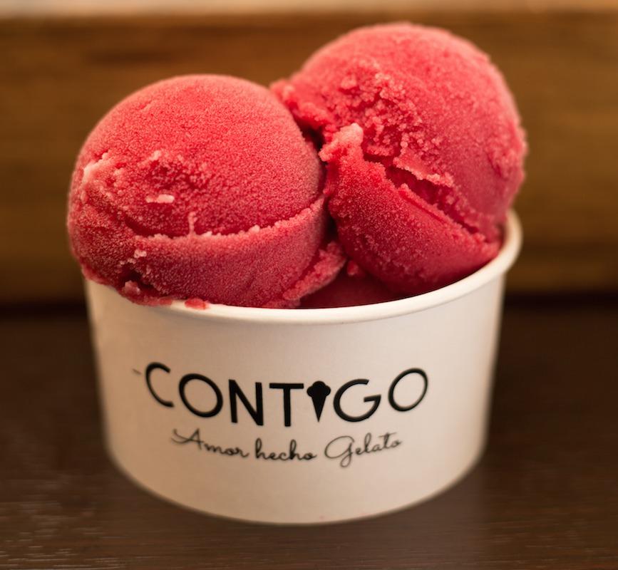 Cinco helados para combatir el calor de este verano