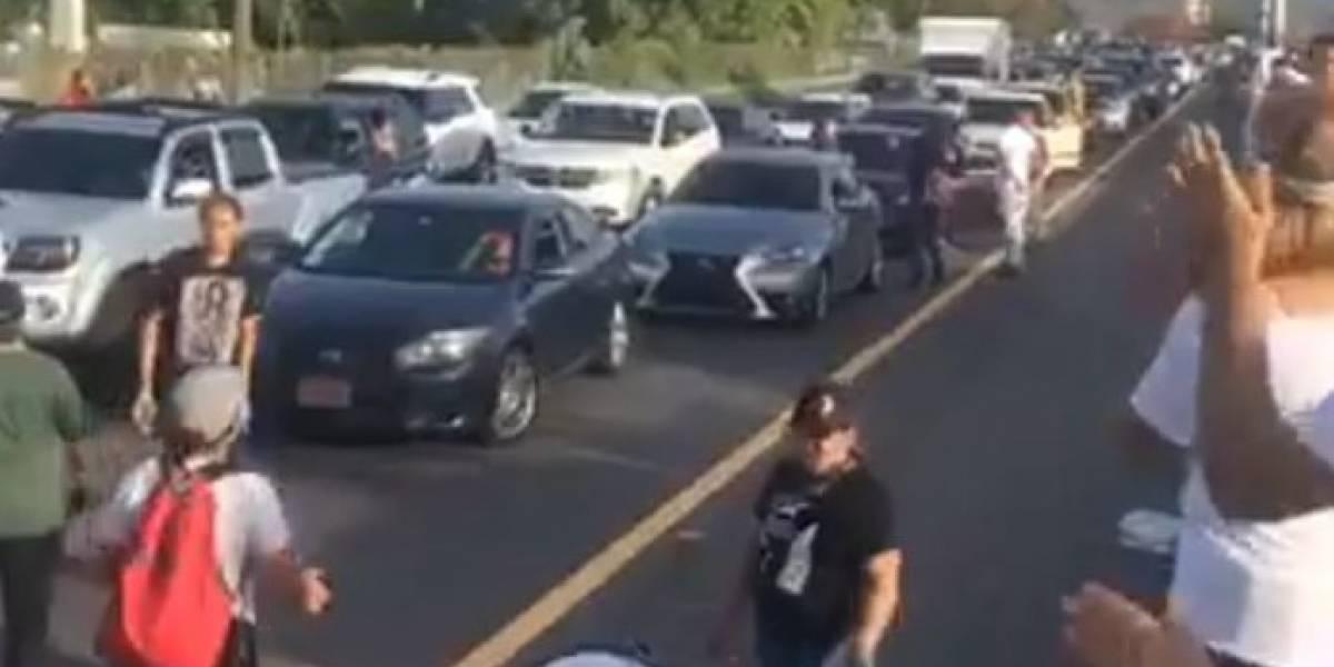 Paralizada nuevamente carretera PR-2 de Peñuelas