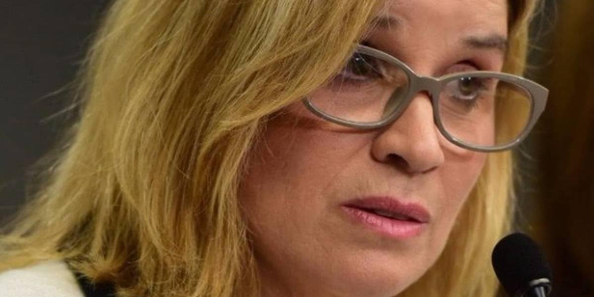 Trump ignora a Carmen Yulín durante su visita