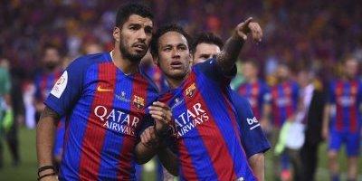 Así respondió Neymar al emotivo video de Lionel Messi