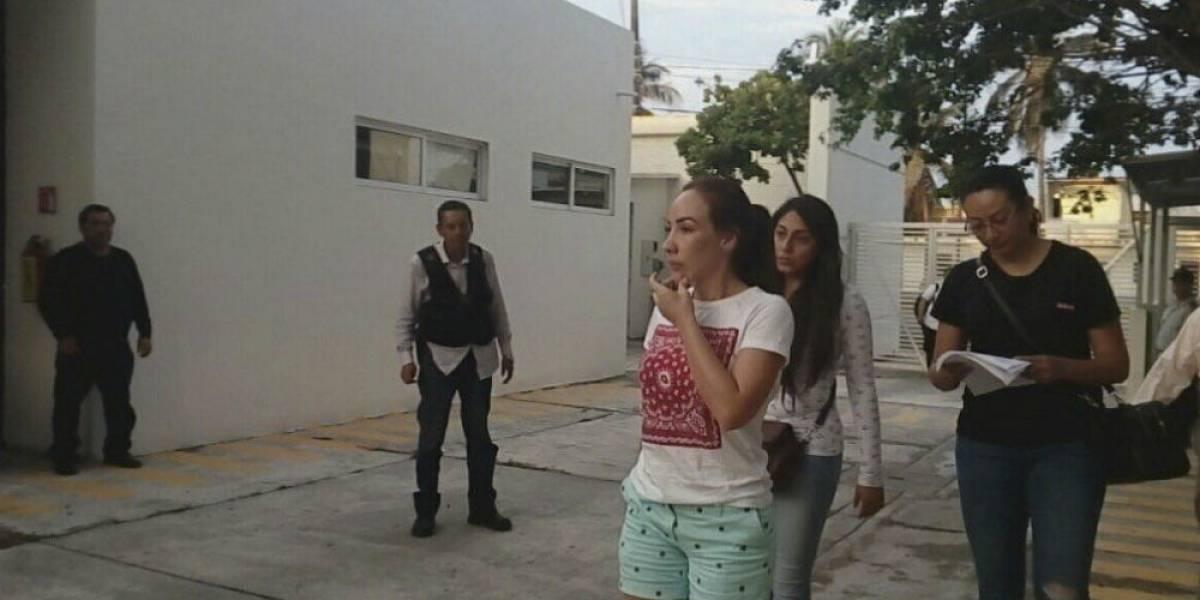 Vinculan a proceso a Xóchitl Tress, supuesta novia de Javier Duarte