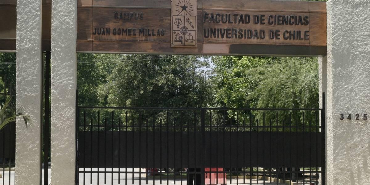 Denuncian malas condiciones de trabajo para funcionarios de campus de la Universidad de Chile