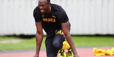 Usain Bolt se lesiona na despedida das pistas