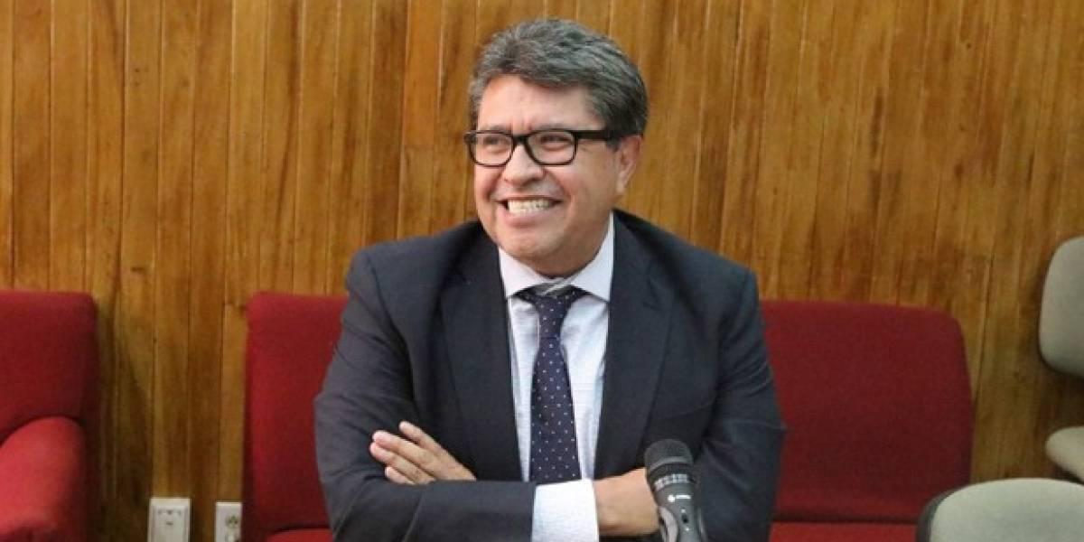 PT ve con simpatía a Ricardo Monreal para el gobierno de la CDMX