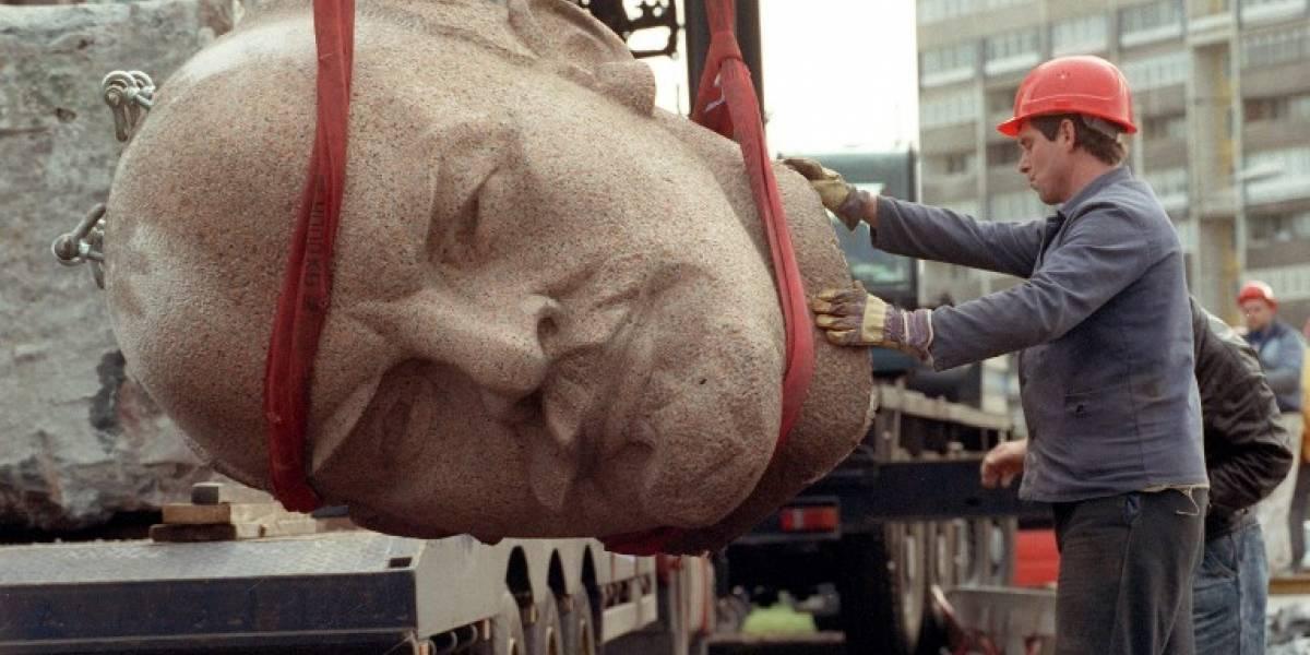 """A lo """"Goodbye Lenin"""": desahuciado en Rusia un hombre que no salía de su casa desde la caída de la URSS"""