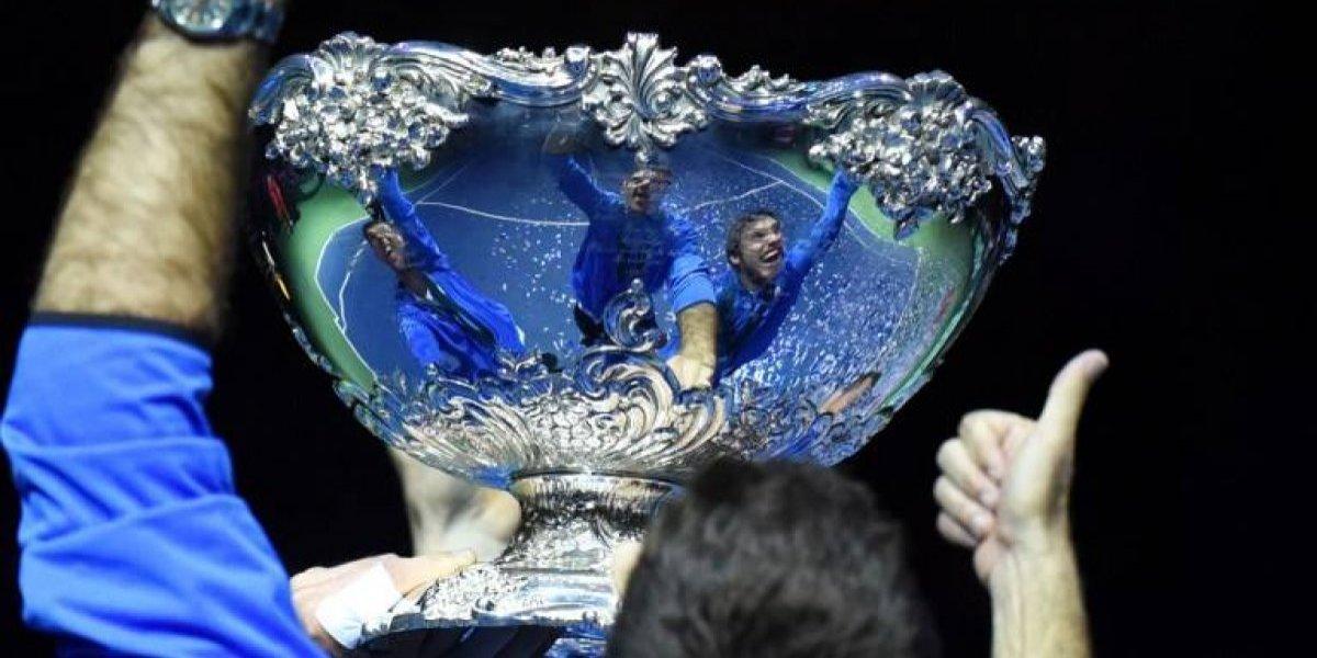 La Copa Davis no cambia y seguirá con partidos al mejor de cinco sets