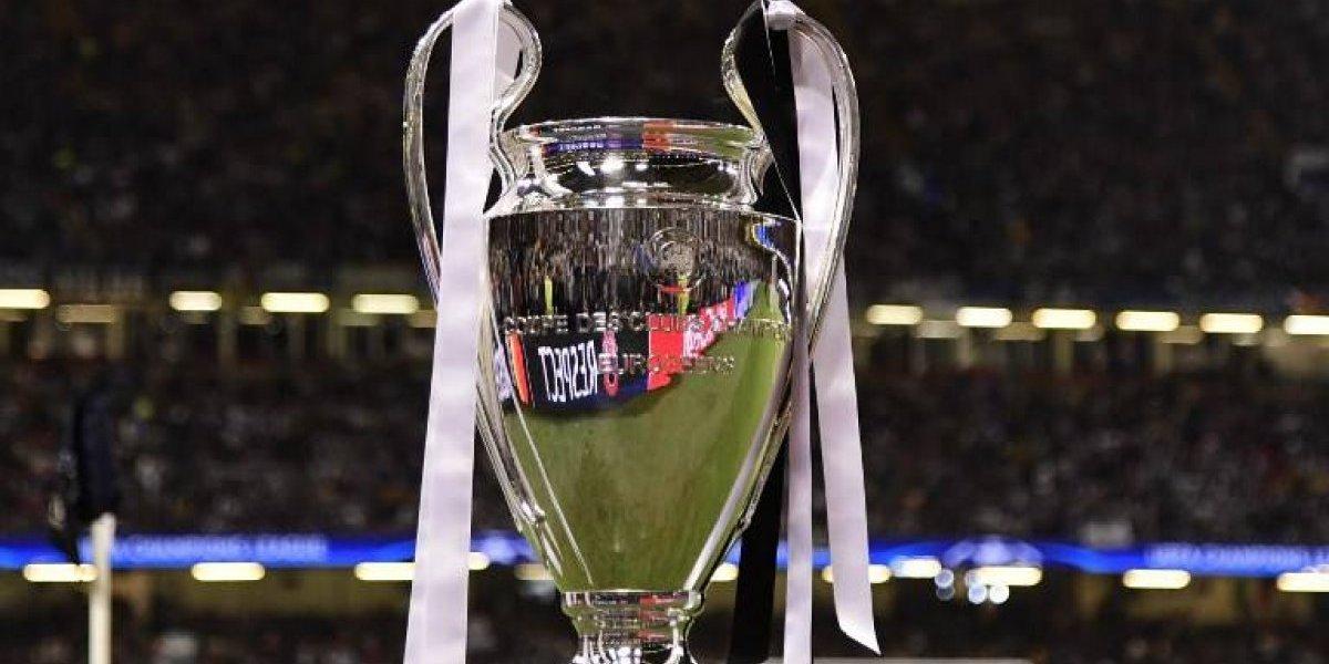 Los playoffs de la Champions tendrá un choque inglés-alemán como plato fuerte