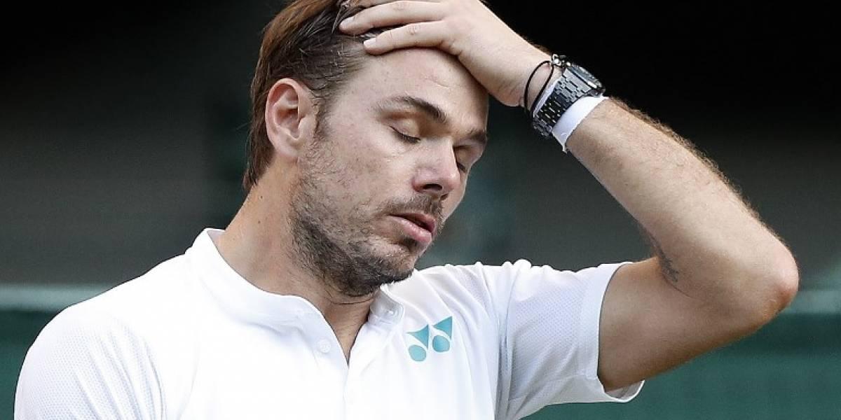 El circuito pierde otro tenista top: Stan Wawrinka no juega hasta 2018