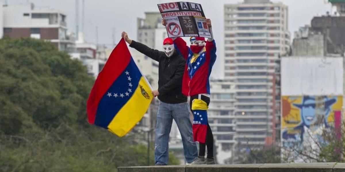 El mundo le da la espalda a Maduro por la Constituyente