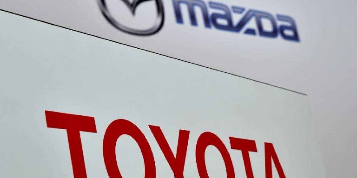 Toyota y Mazda unen fuerzas