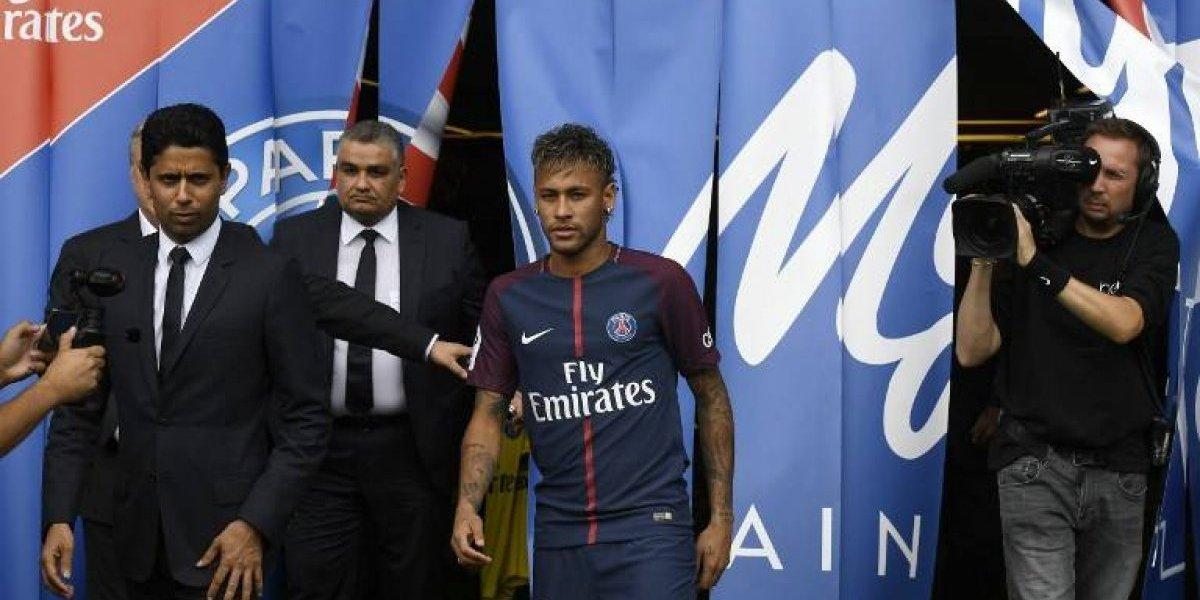 Decepción en Francia: No llegó el transfer de Neymar y se perderá el debut del PSG