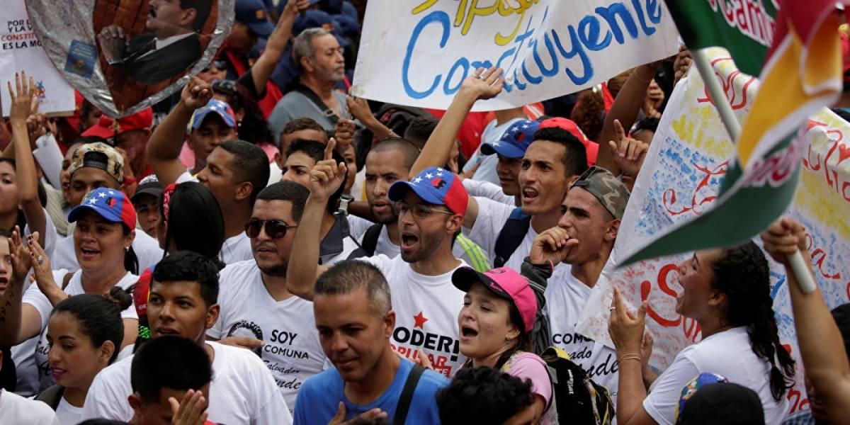 Se instala Asamblea Constituyente en Venezuela integrada solo por chavistas
