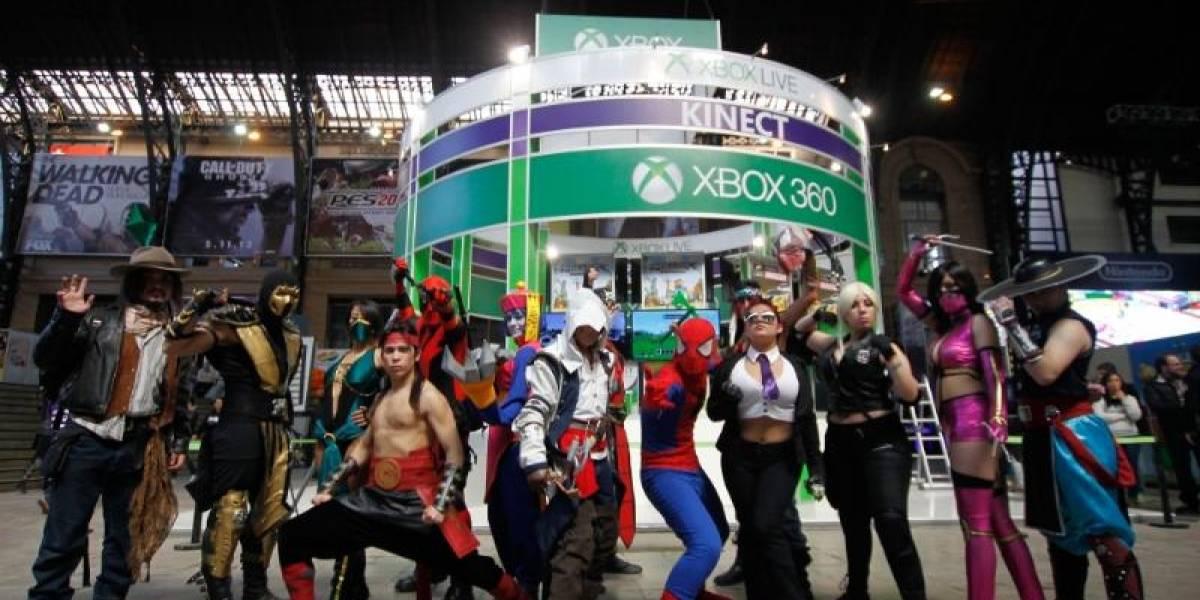 Festigame: Todo lo que puedes hacer en la feria de los videojuegos