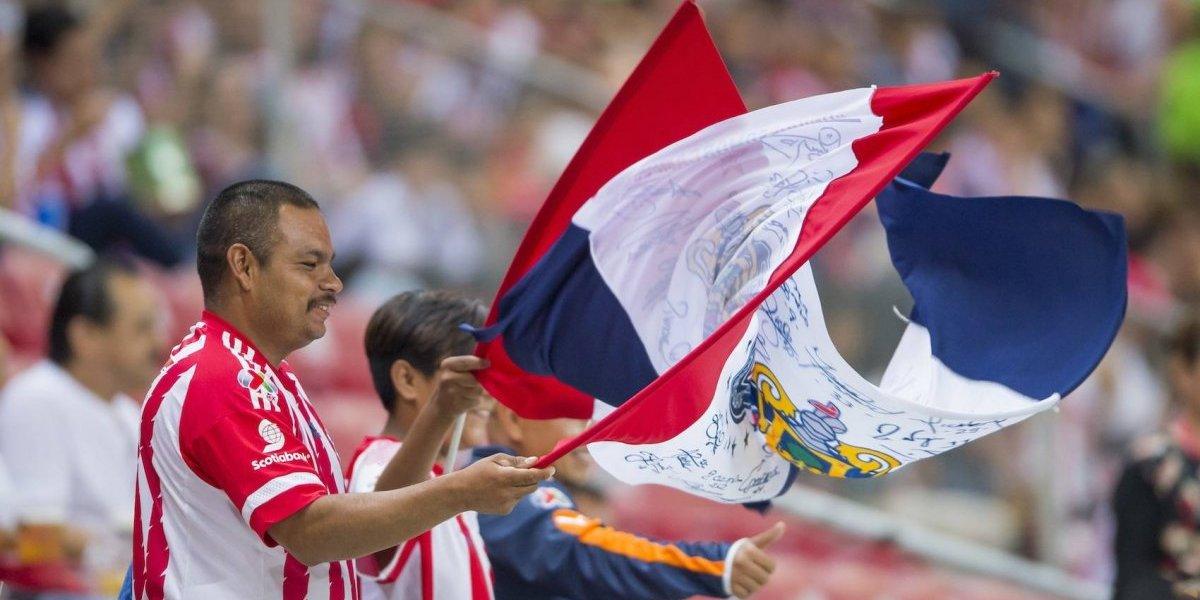 Aficionados de Chivas podrán vivir los partidos en el cine