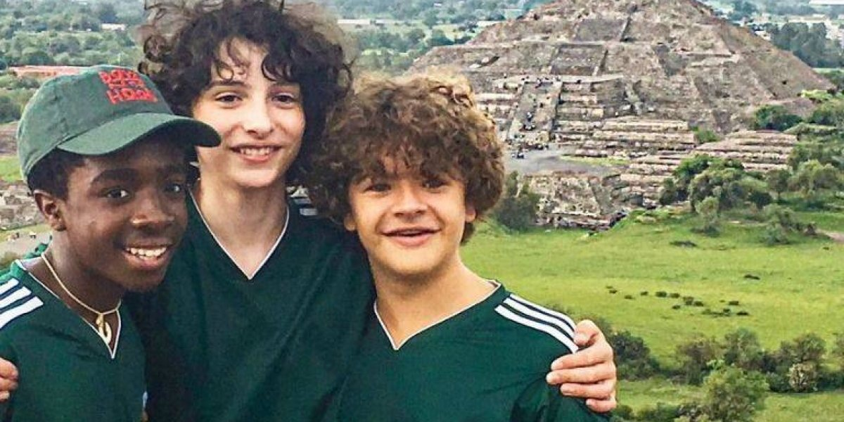 Actores de 'Stranger Things' revelan posible jersey del Tri