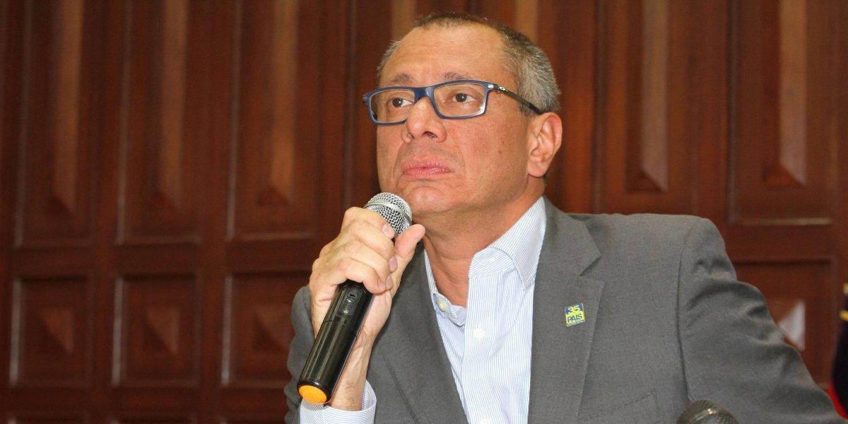 Oposición de Ecuador busca reactivar juicio político a Jorge Glas