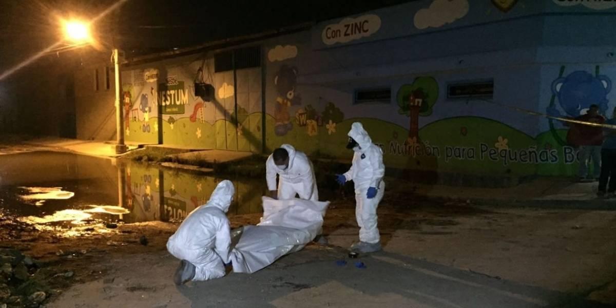 Cadáver de un hombre fue hallado dentro de bolsas con señales de tortura