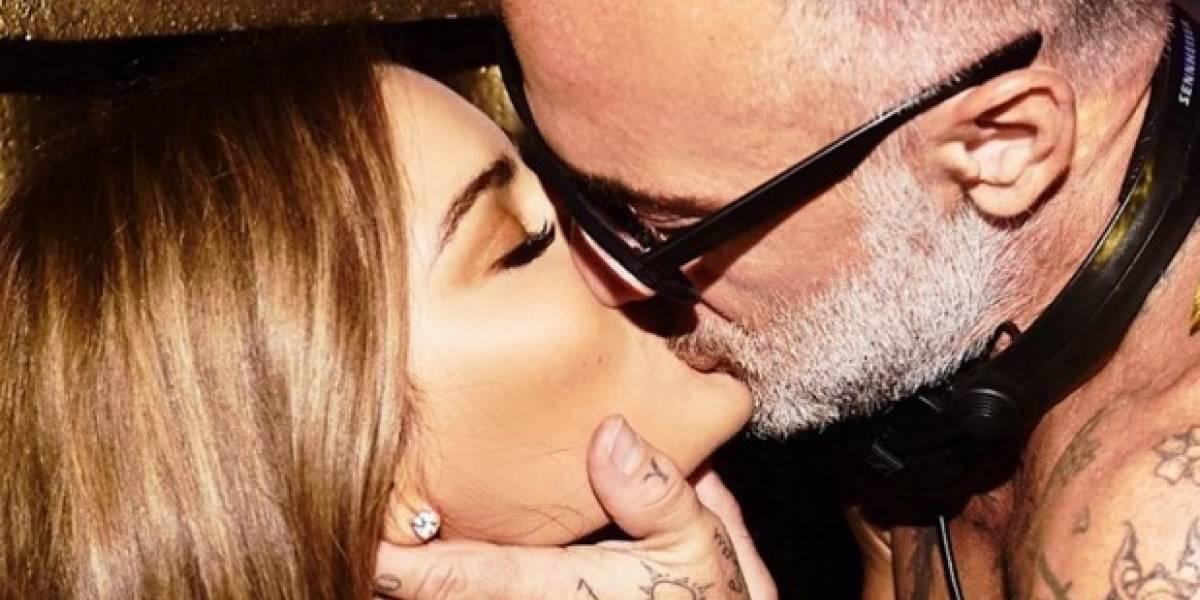Muy enamorados: así celebraron Ariadna Gutiérrez y Gianluca Vacchi el cumpleaños de él