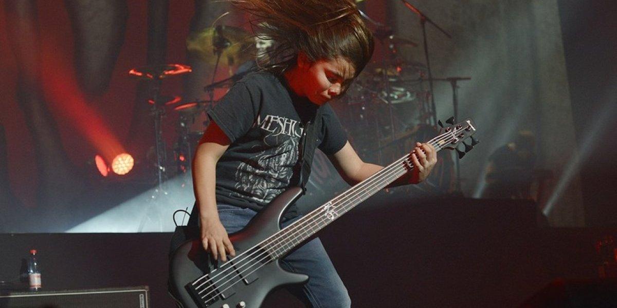 Mira el documental sobre el hijo del bajista de Metallica y su paso con Korn por Sudamérica