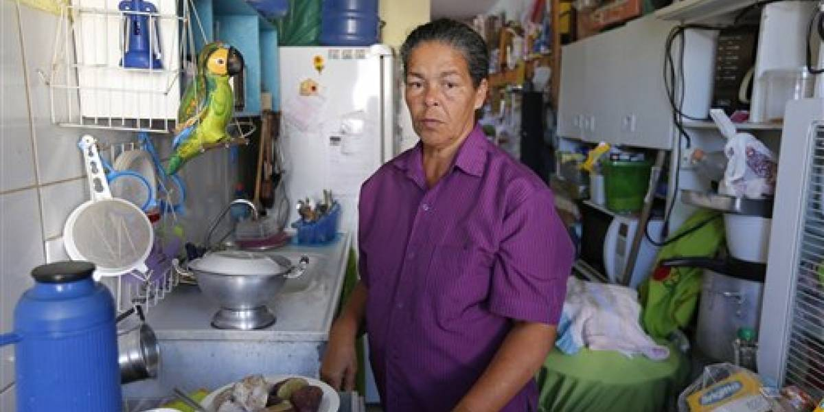 Desplazados de Río 2016 siguen luchando por salir adelante