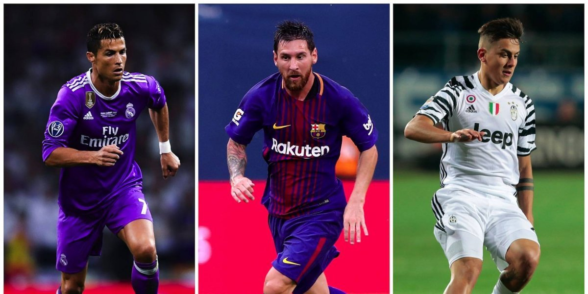 Revelan lista de candidatos a los premios Champions League 2017