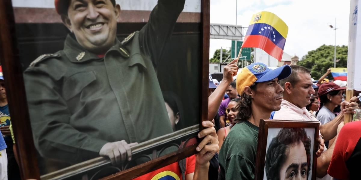 Delcy Rodríguez fue designada presidenta de la ANC