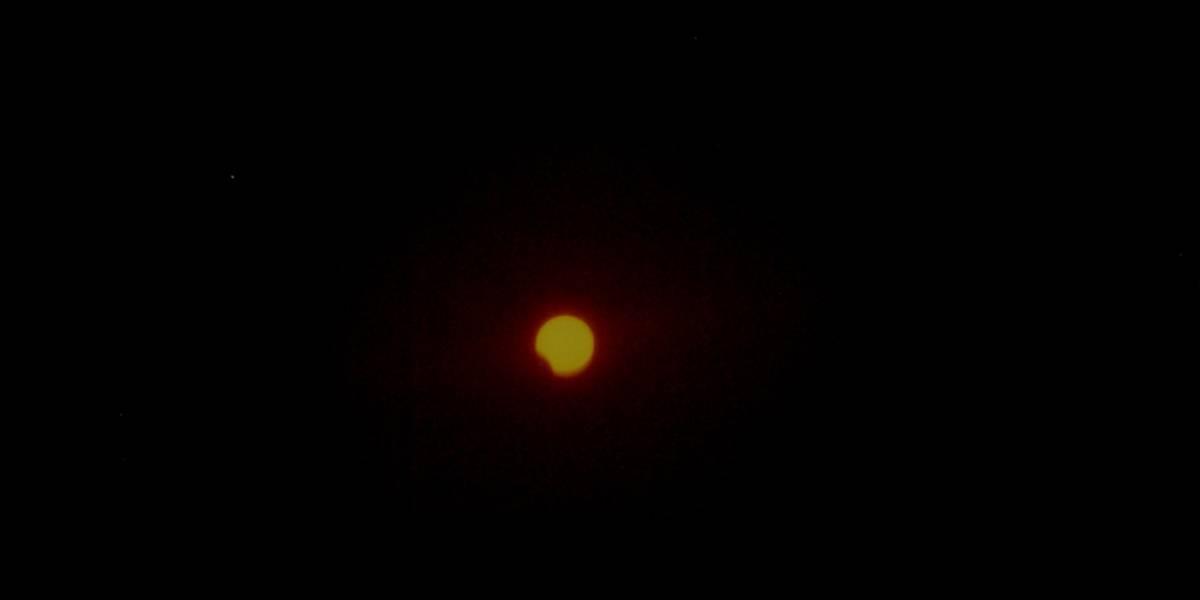 Eclipse de sol será visible de forma parcial en Guatemala