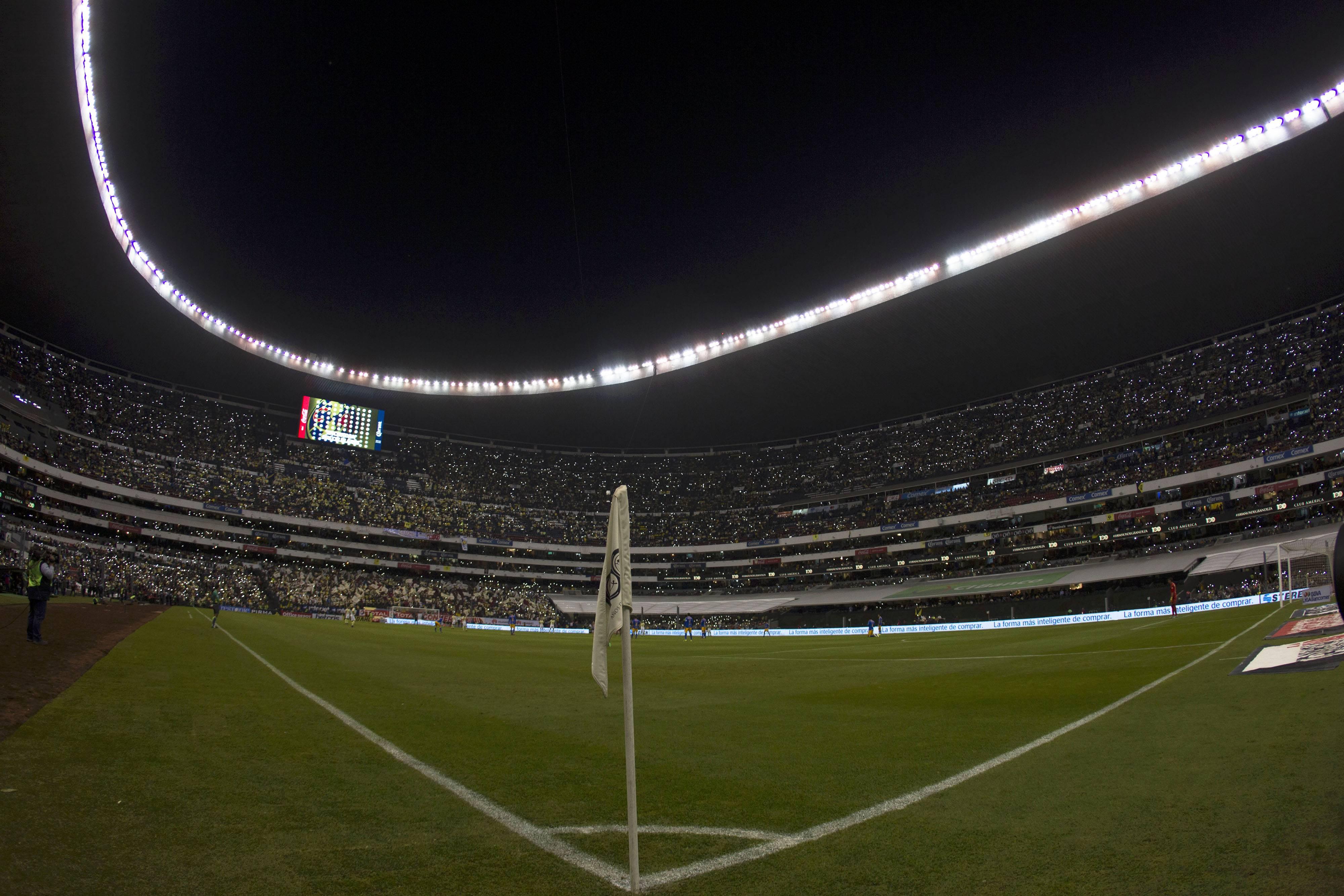 El Estadio Azteca ya fue mundialista en el 1970 y en 1986|MEXSPORT