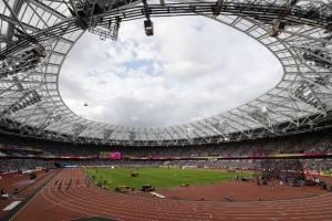 El Estadio de Londres luce sus mejores galas