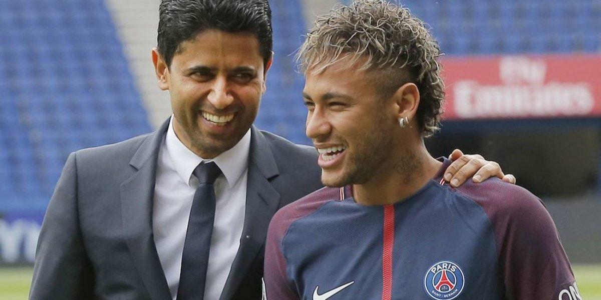 Santos reclama millonario pago al Barcelona y PSG por fichaje de Neymar