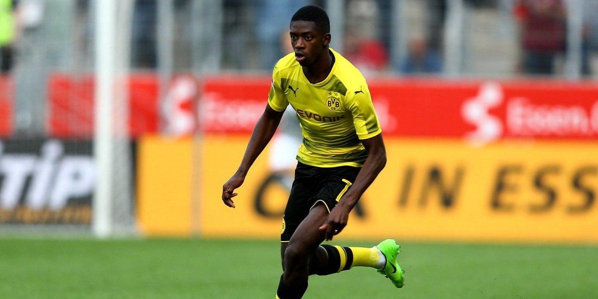 Barcelona habría encontrado en Borussia Dortmund al reemplazante de Neymar