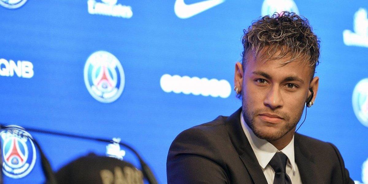 Neymar asegura que le pidió a Piqué no publicar la foto