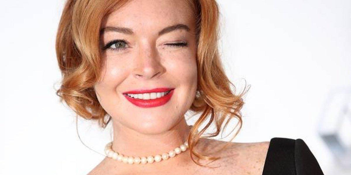 FOTO. El hermano menor de Lindsay Lohan creció y ahora es un atractivo modelo