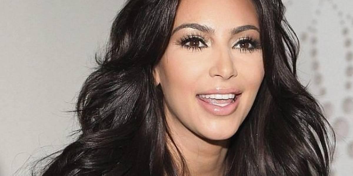 Kim Kardashian rompe el silencio y se refiere al polémico embarazo de Kylie Jenner