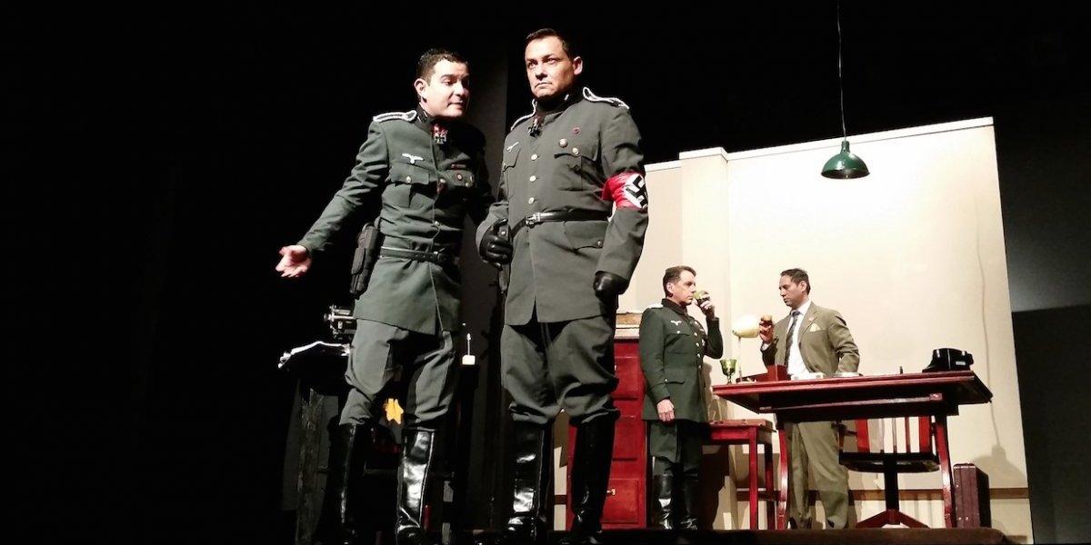 """La obra teatral """"La lista de Schindler"""" se presentará en Guatemala"""