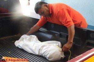 Niña muere al caer de una hamaca en Chiquimula