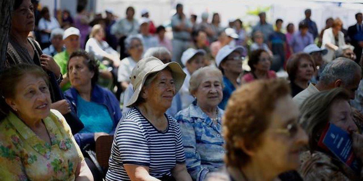 Casen 2015: diferencia entre pensión promedio de más ricos versus más pobres aumenta más de $67 mil en seis años