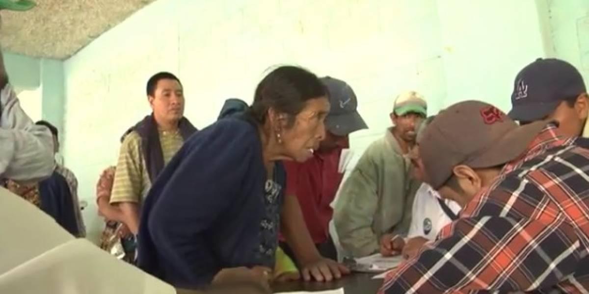 CC falla a favor de la PDH por falta de entrega de ayuda social
