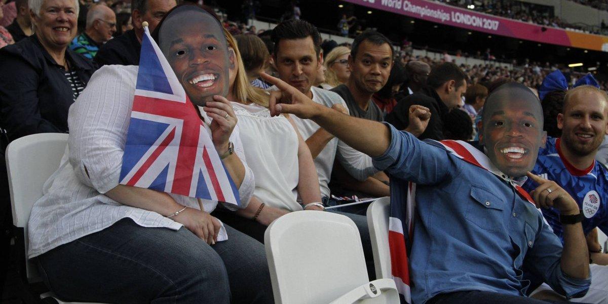 Londres 2017: en imágenes, el Mundial que lleva las emociones a los graderíos