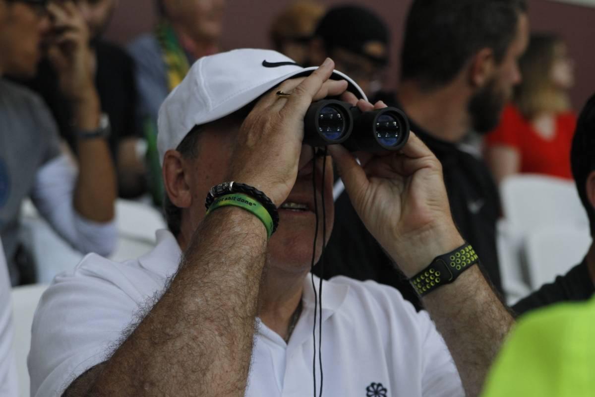 Fotos: Fernando Ruiz / Enviado especial