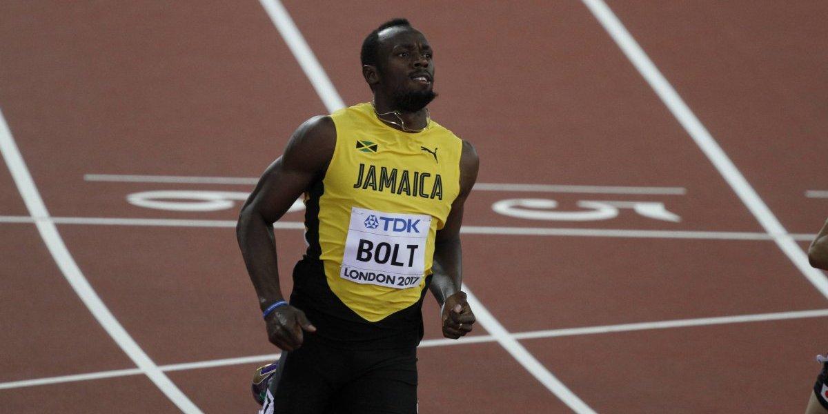 Bolt se retirará participando en el relevo de 4x100 metros