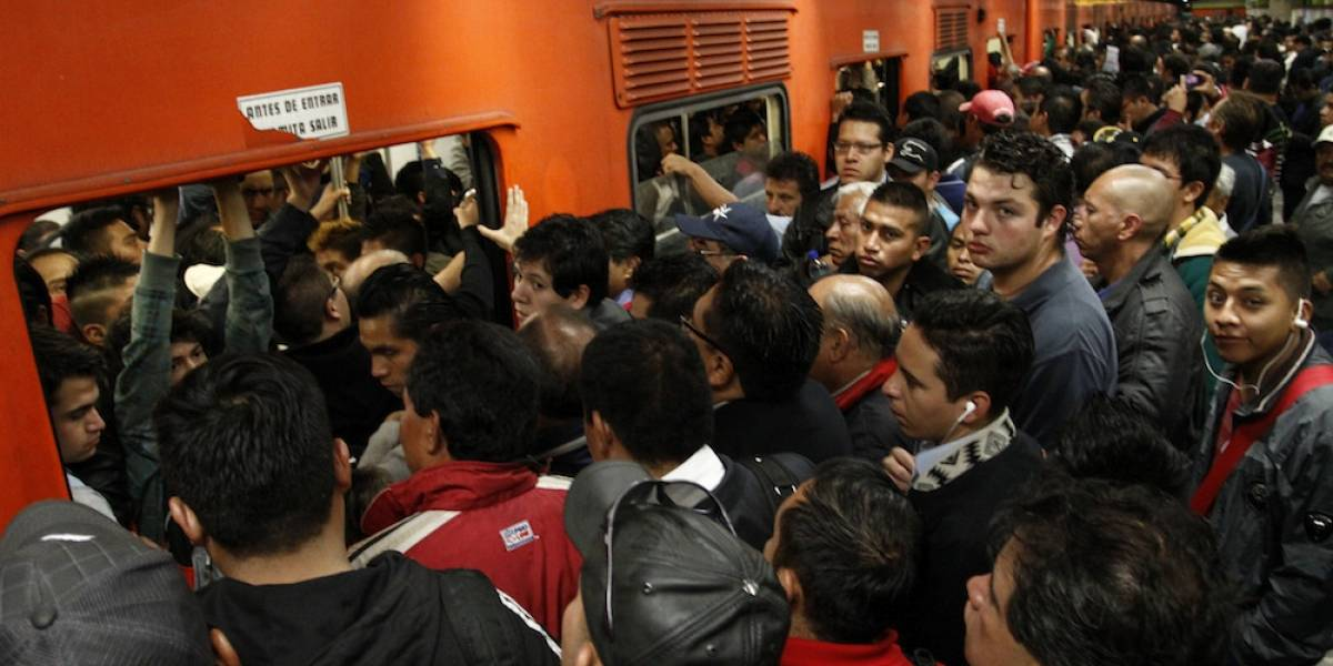 Caen 470 personas por robo en el Metro en lo que va del año