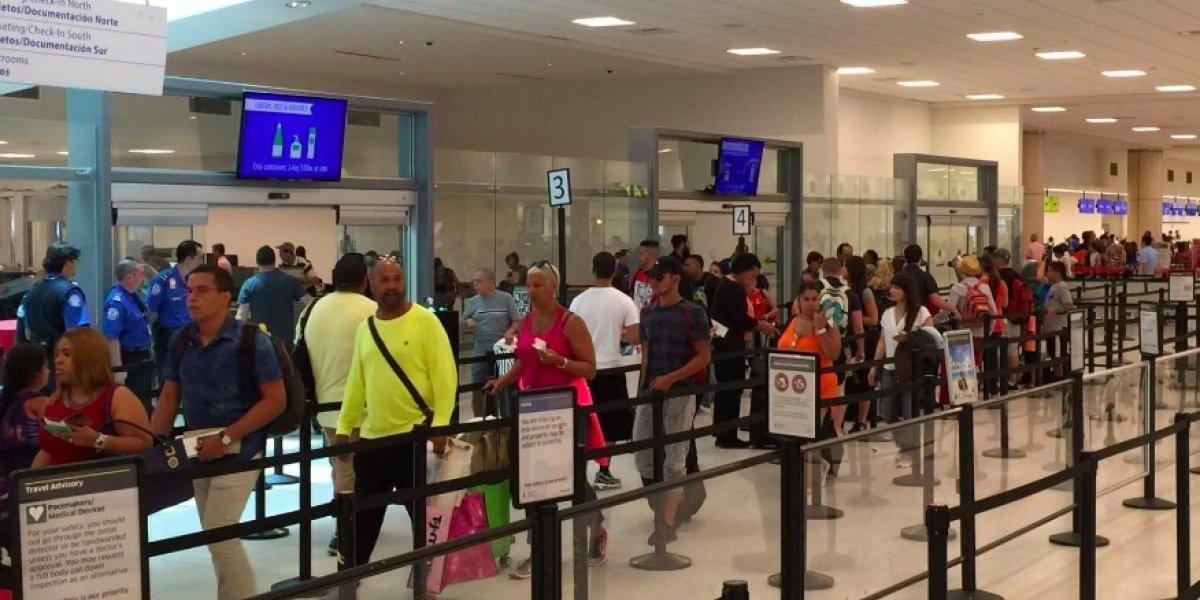 Decenas de vuelos serán cancelados para el miércoles