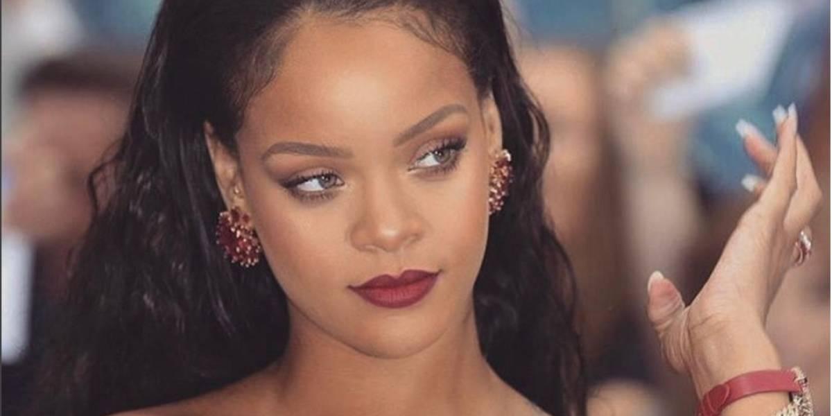 Rihanna asombra con outfit pese a críticas sobre su aumento de peso