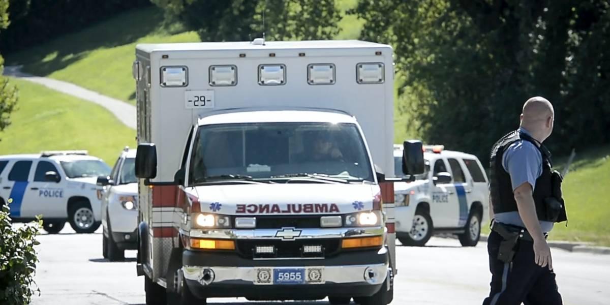 Diez personas enfermas tras paquete sospechoso en edificio del IRS