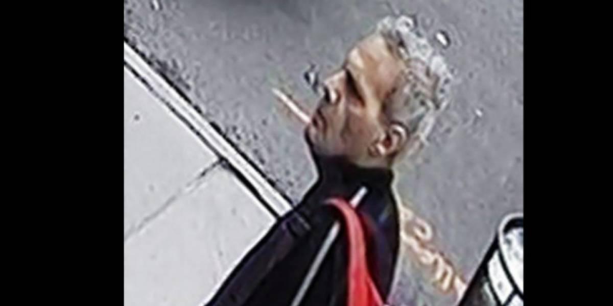 Hombre amenaza con arrojar ácido a mujeres en cajero automático