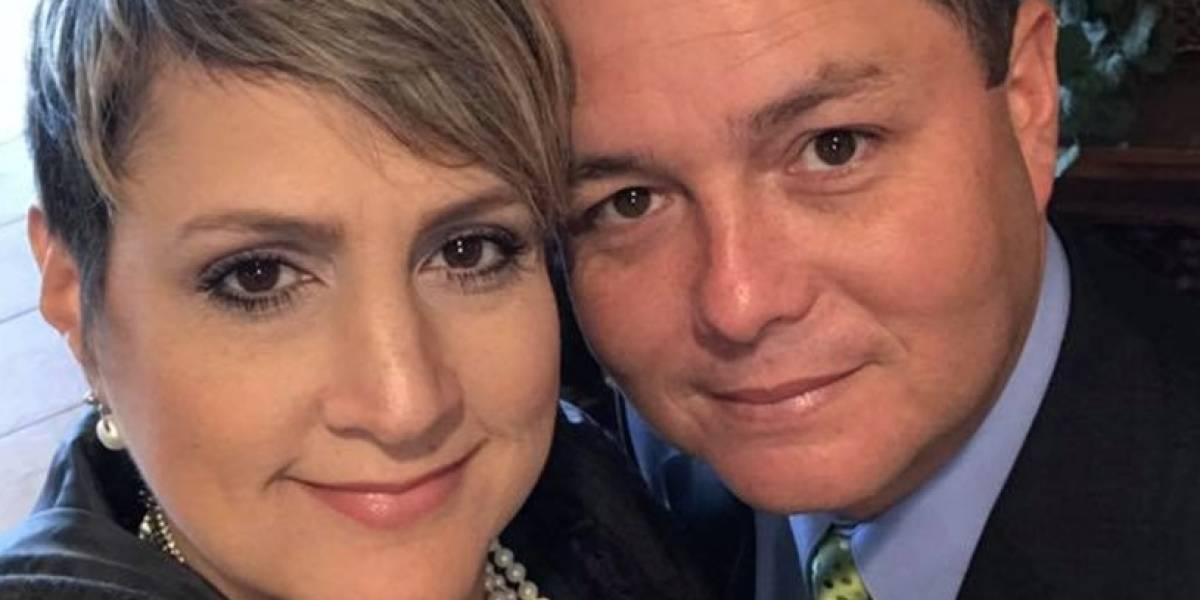 Esposa de Ángel Pérez le dedica emotivo mensaje