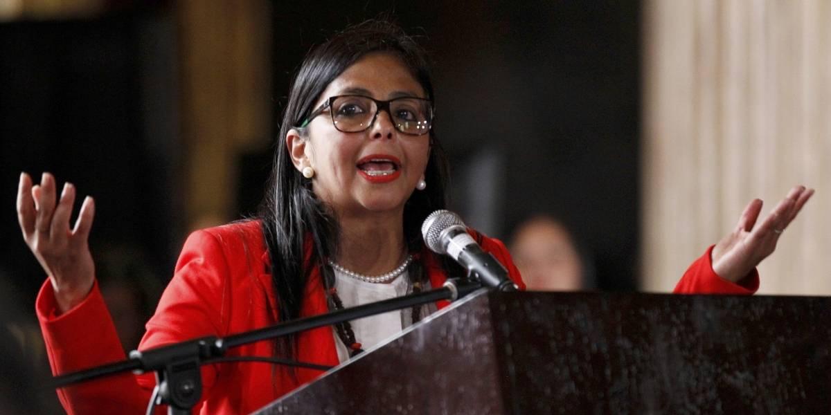 Asamblea Constituyente comenzará a actuar desde mañana: Delcy Rodríguez