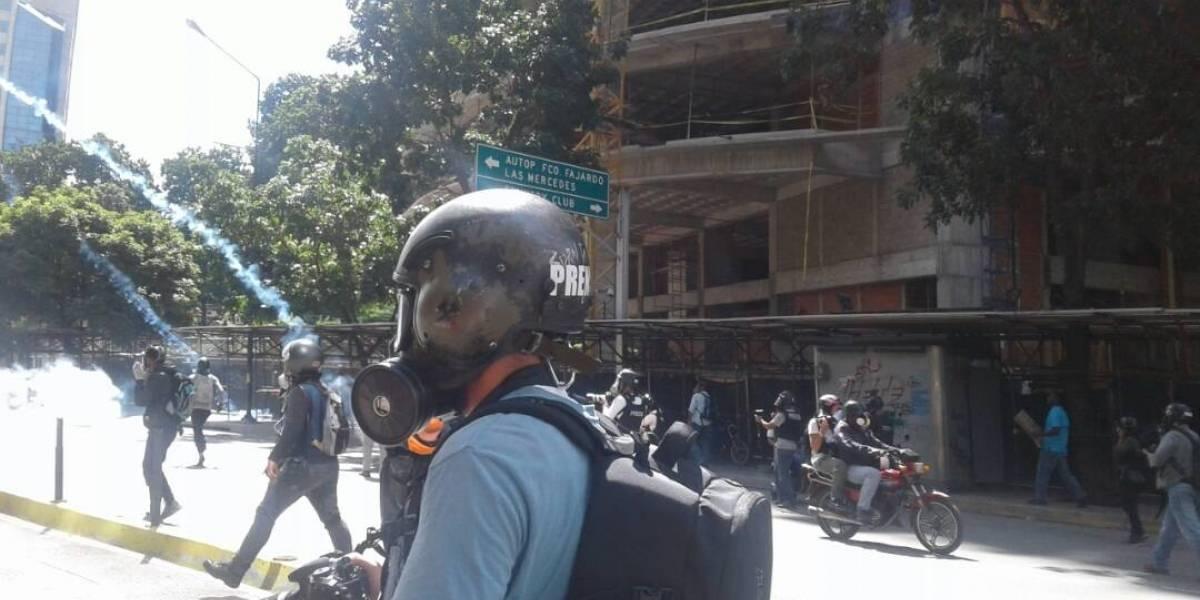 Video: Las protestas ciudadanas de Venezuela desde dentro